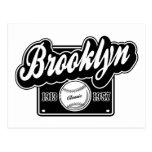 Obra clásica de Brooklyn Postal