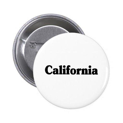 Obra clásica de California Pins