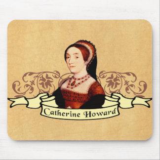 Obra clásica de Catherine Howard Tapetes De Raton