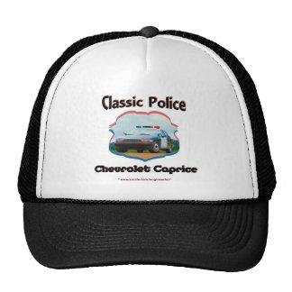 Obra clásica de Chevrolet Caprice del coche policí Gorros