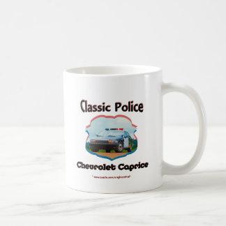 Obra clásica de Chevrolet Caprice del coche policí Taza
