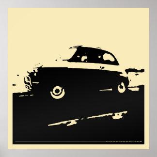 Obra clásica de Fiat 500 - ennegrézcase en el post Impresiones