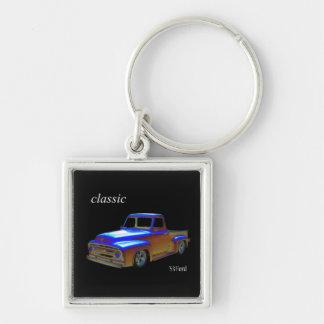 Obra clásica de Ford Llavero Personalizado