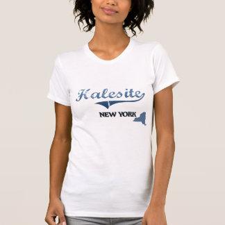 Obra clásica de Halesite New York City Camisetas