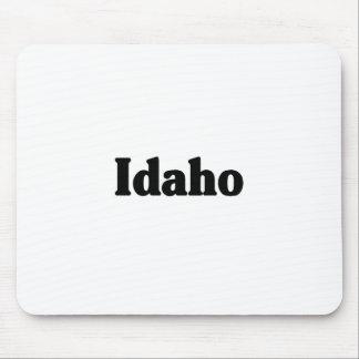 Obra clásica de Idaho Tapetes De Raton
