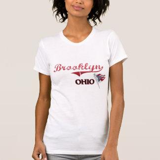 Obra clásica de la ciudad de Brooklyn Ohio T-shirt