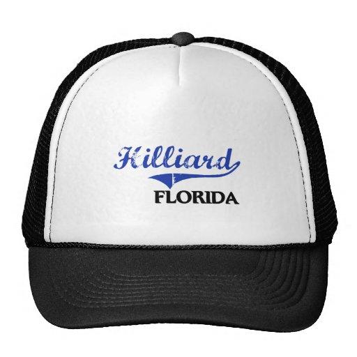 Obra clásica de la ciudad de Hilliard la Florida Gorros Bordados