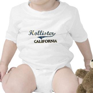 Obra clásica de la ciudad de Hollister California Camiseta