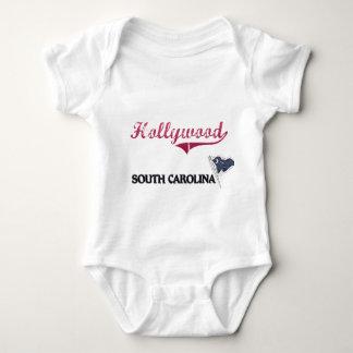 Obra clásica de la ciudad de Hollywood Carolina Camiseta