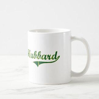 Obra clásica de la ciudad de Hubbard Oregon Taza De Café