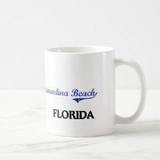 Obra clásica de la ciudad de la Florida de la Taza Básica Blanca