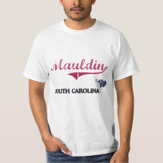 Obra clásica de la ciudad de Mauldin Carolina del Playeras