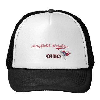 Obra clásica de la ciudad de Mayfield Heights Ohio Gorras De Camionero
