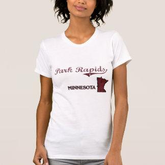 Obra clásica de la ciudad de Minnesota de los Camisetas