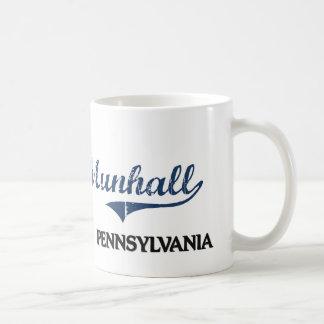 Obra clásica de la ciudad de Munhall Pennsylvania Taza