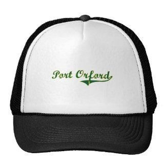 Obra clásica de la ciudad de Orford Oregon del pue Gorra