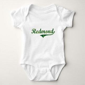 Obra clásica de la ciudad de Redmond Oregon T-shirts