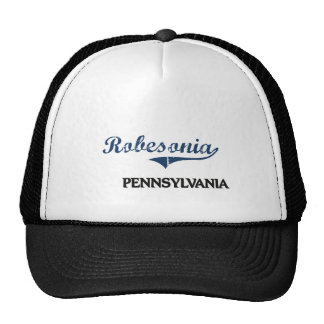 Obra clásica de la ciudad de Robesonia Pennsylvani Gorra