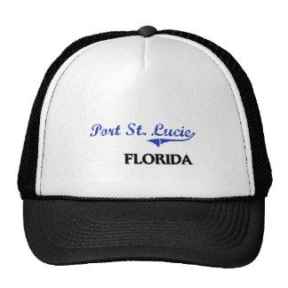 Obra clásica de la ciudad de Sta. Lucía la Florida Gorras