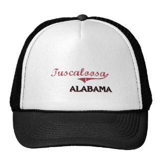 Obra clásica de la ciudad de Tuscaloosa Alabama Gorro