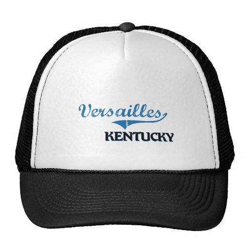 Obra clásica de la ciudad de Versalles Kentucky Gorro