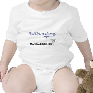 Obra clásica de la ciudad de Williamsburg Trajes De Bebé