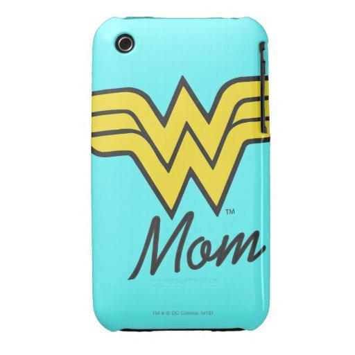 Obra clásica de la mamá de la maravilla Case-Mate iPhone 3 fundas