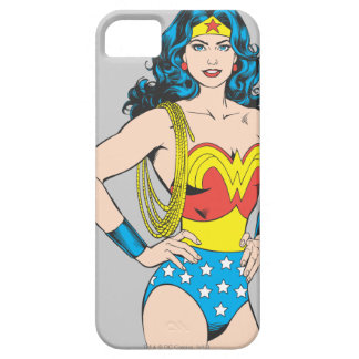 Obra clásica de la Mujer Maravilla iPhone 5 Case-Mate Protectores