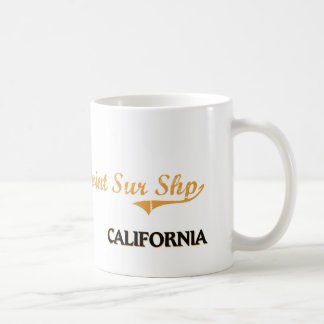 Obra clásica de la SHP California de Sur del punto Taza Clásica
