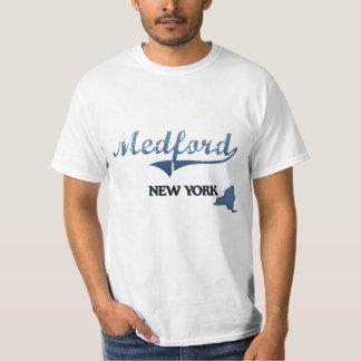 Obra clásica de Medford New York City Polera