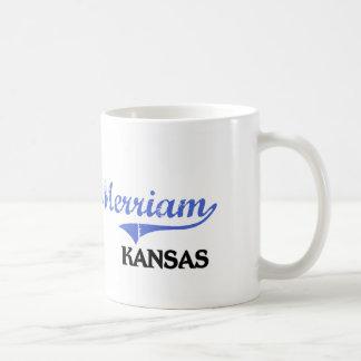 Obra clásica de Merriam Kansas City Taza