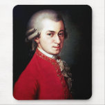 Obra clásica de Mozart Alfombrilla De Ratón