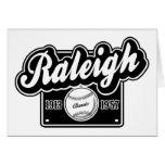 Obra clásica de Raleigh Felicitacion