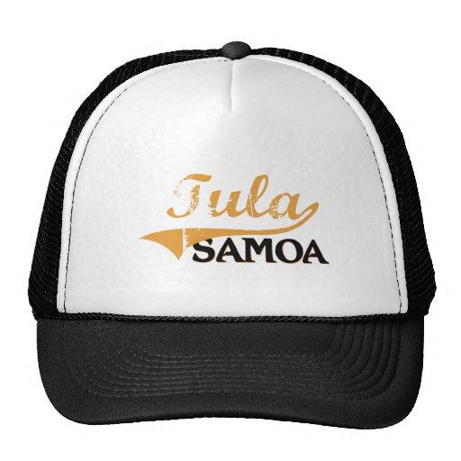 Obra clásica de Tula Samoa Gorros
