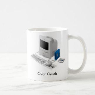 Obra clásica del color, el 10 de febrero de 1993 - taza