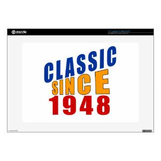 Obra clásica desde 1948 skins para 38,1cm portátiles