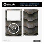 Obra clásica extranjera de iPod de la placa del ca Calcomanía Para iPod Classic