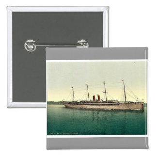 Obra clásica Photochrom de Kaiser Wilhlem II Pins