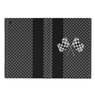 Obra clásica que compite con rayas de las banderas iPad mini cárcasa