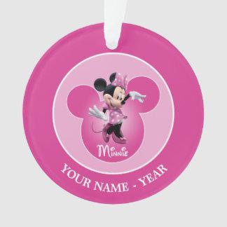 Obra clásica rosada de Minnie Mouse