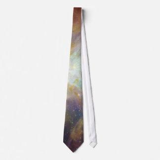 Obra maestra colorida por Spitzer y la corbata de