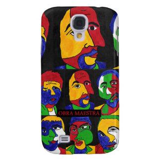 Obra Maestra iPhone Cover Galaxy S4 Case