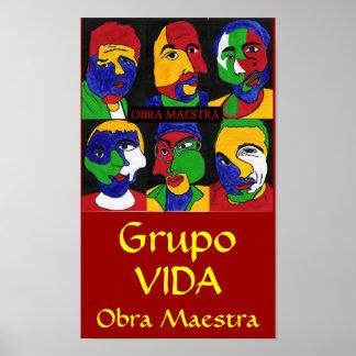 Obra Maestra Poster
