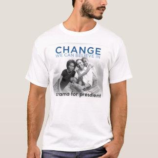 obramA, obrama for presdient T-Shirt