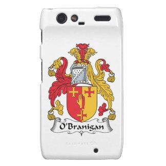 O'Branigan Family Crest Droid RAZR Case