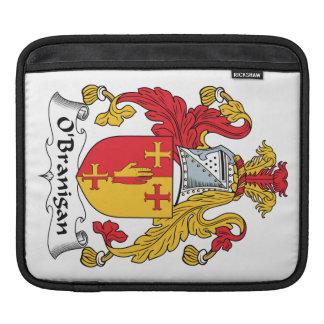 O'Branigan Family Crest iPad Sleeve