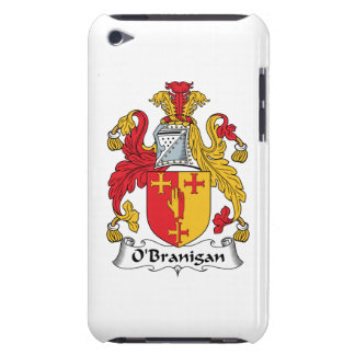 O'Branigan Family Crest iPod Case-Mate Case