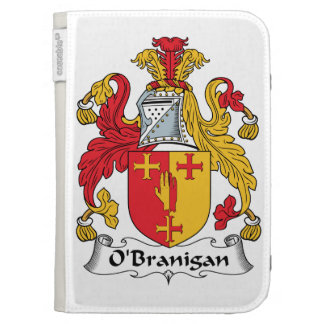 O'Branigan Family Crest Kindle 3G Cover
