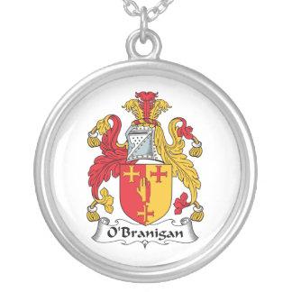 O'Branigan Family Crest Pendant