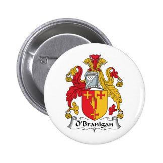 O'Branigan Family Crest Pin